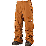 Colour Wear Snowboardhose Herren braun