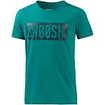 Nike DFCT Swoosh Block Funktionsshirt Herren grün