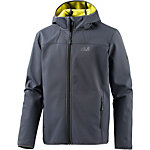 Jack Wolfskin Northern Point Softshelljacke Herren anthrazit
