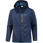 Columbia Altitude Aspect Strickfleece Herren blau