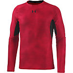 Under Armour HeatGear Armour Funktionsshirt Herren rot