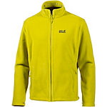 Jack Wolfskin Moonrise Fleecejacke Herren lime