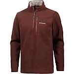 Columbia Terpin Point II Strickfleece Herren dunkelrot