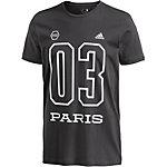 adidas ADI 03 Paris Funktionsshirt Herren schwarz