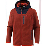 Columbia Altitude Aspect Strickfleece Herren rot