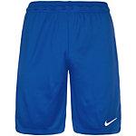Nike Park II Fußballshorts Herren blau / weiß