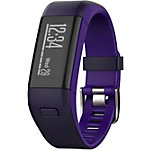 Garmin Vivosmart GPS-HR Fitness Tracker purple