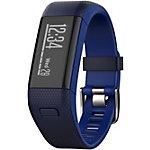 Garmin Vivosmart GPS-HR Fitness Tracker blau
