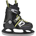 K2 Raider Ice Schlittschuhe Kinder schwarz/gelb