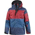 Quiksilver Snowboardjacke Jungen blau/rot