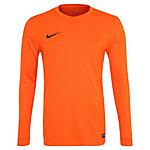 Nike Park VI Fußballtrikot Herren orange / schwarz