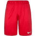 Nike Park II Fußballshorts Herren rot / weiß