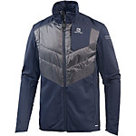 Salomon Park Winter Funktionsjacke Herren dunkelblau