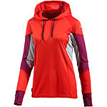 unifit Laufhoodie Damen orange