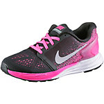 Nike Lunarglide Laufschuhe Mädchen schwarz/pink