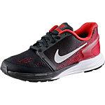 Nike Lunarglide Laufschuhe Kinder schwarz/rot
