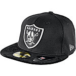New Era Team Mesh Mix Oakland Raiders Cap schwarz