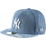 New Era Den Palm fitted NY Yankees Cap blau/weiß