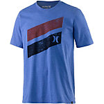 Hurley Icon Slash T-Shirt Herren blau
