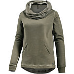 M.O.D Sweatshirt Damen oliv washed