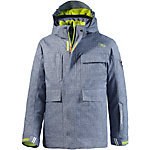 CMP Skijacke Jungen grau/blau