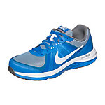 Nike Dual Fusion X 2 Laufschuhe Kinder blau / grau / weiß