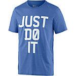 Nike Marled JDI Funktionsshirt Herren blau