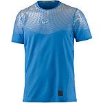 Nike Pro Funktionsshirt Herren blau/silber