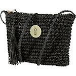 Seafolly Island Sun Strandtasche Damen schwarz