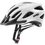 Uvex Viva 2 Fahrradhelm weiß
