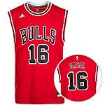 adidas Chicago Bulls Gasol Replica Basketball Trikot Herren rot