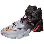 Nike LeBron XIII Basketballschuhe Herren schwarz / grau