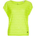 adidas Lightweight Funktionsshirt Damen grün