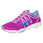 Nike Air Zoom Fit 2 Fitnessschuhe Damen violett / blau