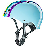 Nutcase Rainbow Sky Fahrradhelm blau/bunt