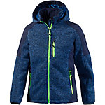 KILLTEC Softshelljacke Jungen royal/navy