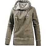 M.O.D Sweatshirt Damen oliv washed