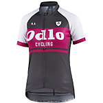 Odlo Ride Stand Up Fahrradtrikot Damen schwarz/lila