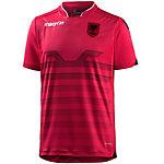 macron Albanien EM 2016 Heim Fußballtrikot Herren rot