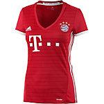 adidas FC Bayern München 16/17 Heim Fußballtrikot Damen rot
