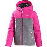 ICEPEAK Skijacke Mädchen pink/grau
