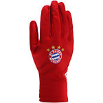 adidas FC Bayern Fingerhandschuhe rot
