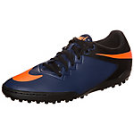 Nike Hypervenom X Pro Fußballschuhe Herren dunkelblau / orange