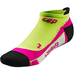 CEP No Show Socks Sportsocken Damen lime/pink