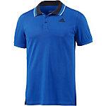 adidas Essential Poloshirt Herren blau/schwarz