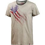 TIMEZONE T-Shirt Herren beige
