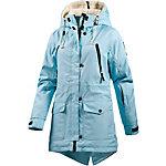 WLD Irinea Snowboardjacke Damen blau