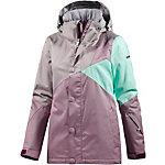 Zimtstern Zarin Snowboardjacke Damen lila/grau/mint