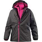 The North Face Doppeljacke Mädchen anthrazit/pink