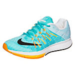 Nike Air Zoom Elite 8 Laufschuhe Damen blau / orange / weiß